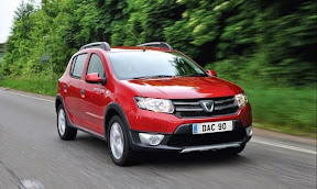 Sandero is best yet from Dacia