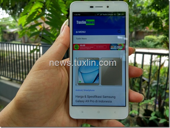 Benchmark Xiaomi Redmi 4A: AnTuTu, Vellamo, Geekbench, CPU-Z, 3DMark & PCMark