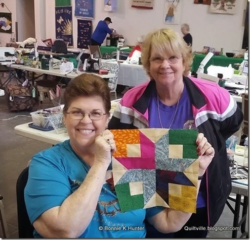 Quiltville's Quips & Snips!!: Boxy Stars Before Home!