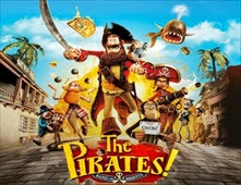 فيلم The Pirates! Band of Misfits مدبلج
