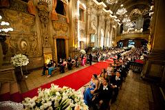 Foto 0914. Marcadores: 29/10/2011, Casamento Ana e Joao, Igreja, Igreja Sao Francisco de Paula, Rio de Janeiro