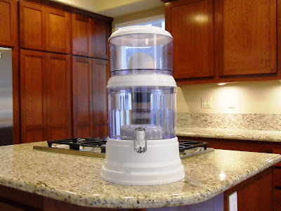 4 Gallon Countertop Water Filter System