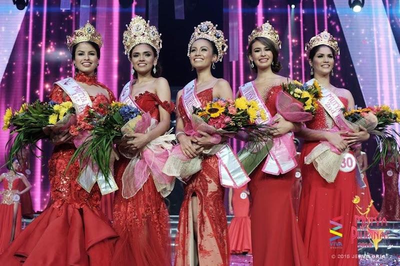 Mutya ng Pilipinas 2016 winners