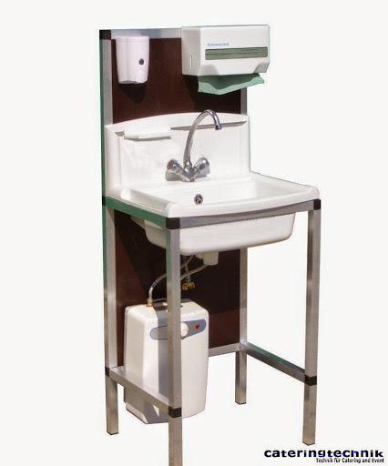 Handwaschbecken - mobil