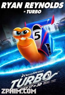 Tay Đua Siêu Tốc - Turbo (2013) Poster