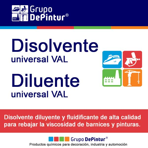 DISOLVENTE UNIVERSAL VAL