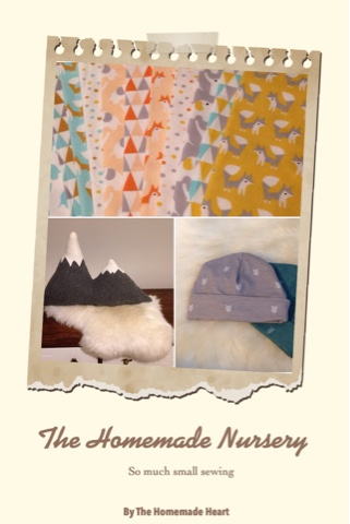 The Homemade Nursery: So much small sewing