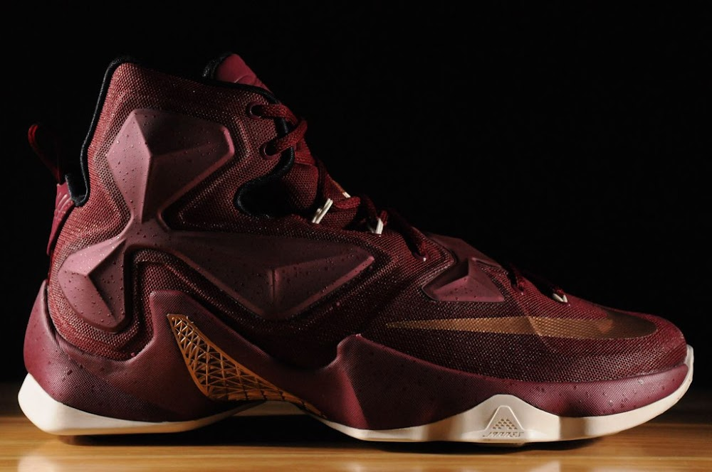 ab6f955df2d This Cleveland Inspired LeBron 13 is Coming Out in Mens Too ...