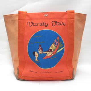 Anya Hindmarch For Vanity Fair Tote Bag