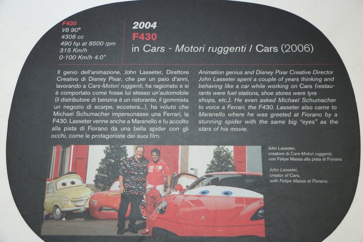 Modena - Enzo Museum 0099 - 2004 Ferrari F430 (Cars).jpg
