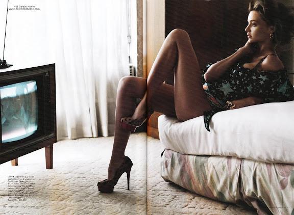 Harpers Bazaar Australia -Miranda Kerr