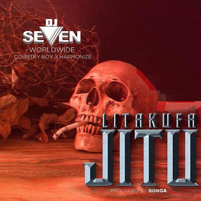 Download Audio Mp3 | Dj Seven X Country Boy X Harmonize - Litakufa Jitu