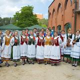 2006-06-24 II Międzynarodowy Festiwal Folkloru Euroregionu Bałtyk w Elblągu