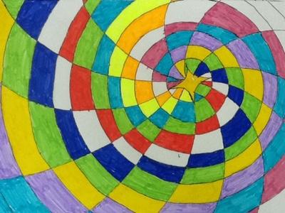 Benvidos A 5º E 6º De Primaria Arte Abstracto