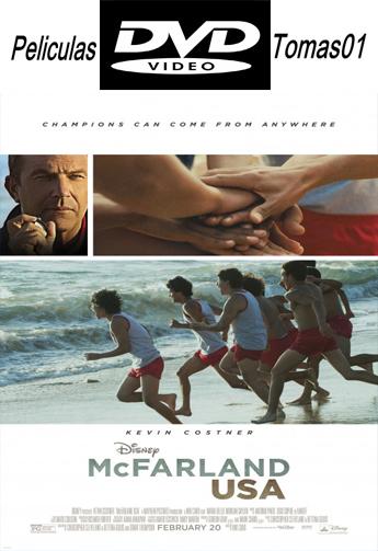 McFarland: USA (2015) DVDRip