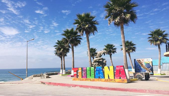 Tijuana se derrite de calor