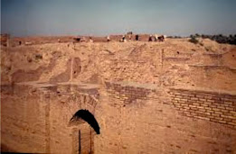 Ruinas da cidade de Babilônia