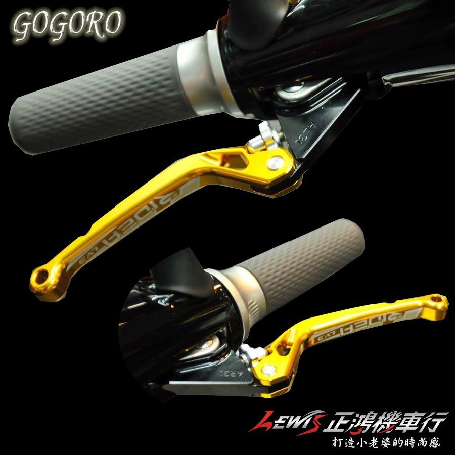 Ridea 20段式可調拉桿 標準版 GOGORO1