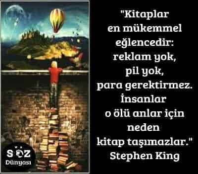 Stephen King Sözleri