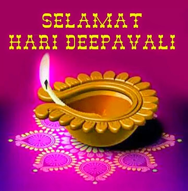 Selamat Hari Deepavali Buat Semua Penganut Hindu