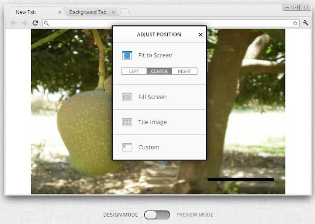 create your own chrome theme official google chrome theme creator