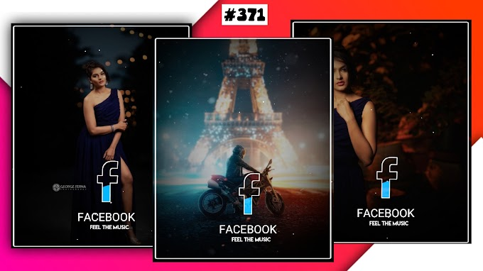 Facebook Trending WhatsApp Status Video Editing Tutorial|How To Create HD WhatsApp Status |#371