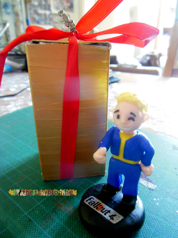 Birthday Presents 2015 Fallout 4 Shelter 111