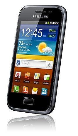 Nuevo Samsung Galaxy Ace Plus