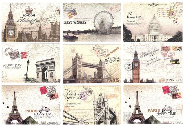 Скрапбукинг почтовая открытка, детки картинках картинка
