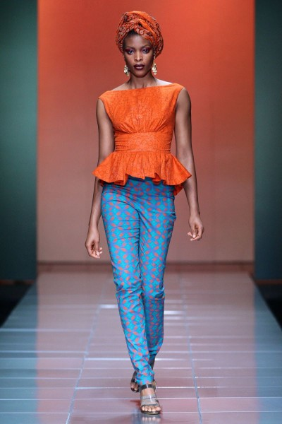 Shweshwe Dresses Styles For African Woman 3