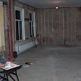 Verbouwen dag 14; 04-03-2007