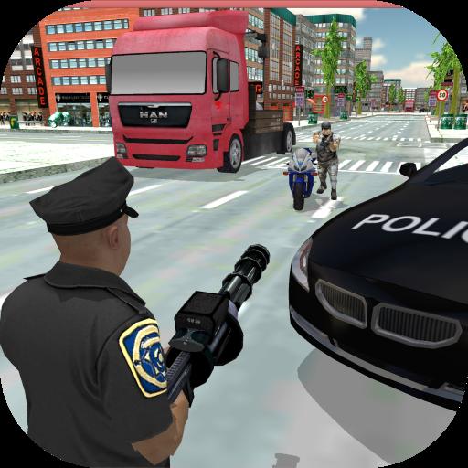 Crime Police 動作 App LOGO-硬是要APP