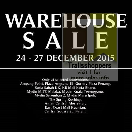 Habib Jewels Warehouse Sale