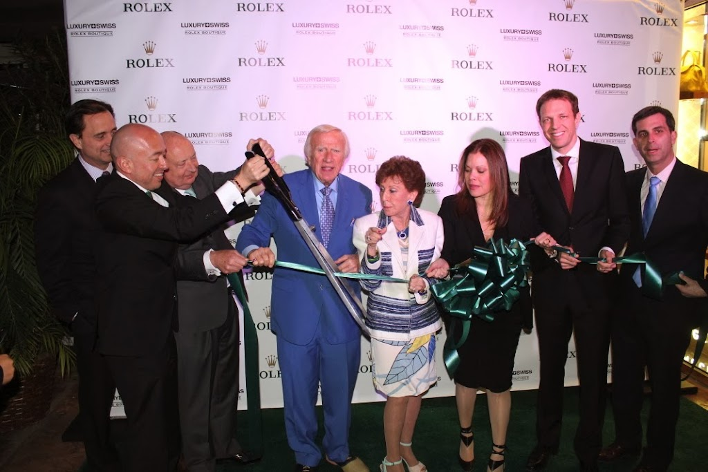 Rolex Miami Boutique Luxury Swiss LLC Ribbon Cutting 9