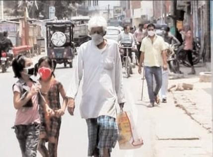अपनो के खोने के गम में ईद की खुशियों पर कुठाराघात #Uttarpradesh News