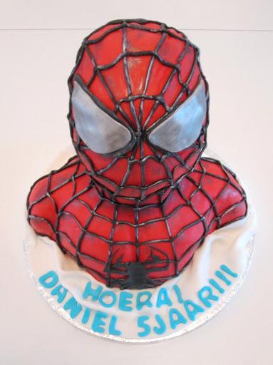 740- Spiderman fondanttaart.JPG