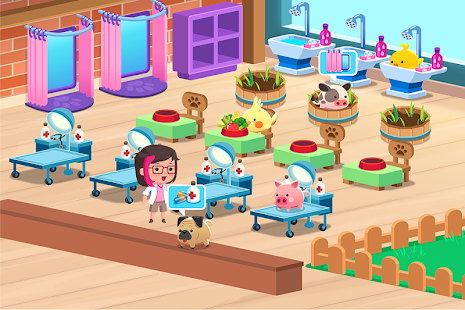 Animal Rescue - Pet Shop Game- screenshot thumbnail