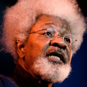Sowore's detention: Soyinka issues strong warning to Buhari's govt