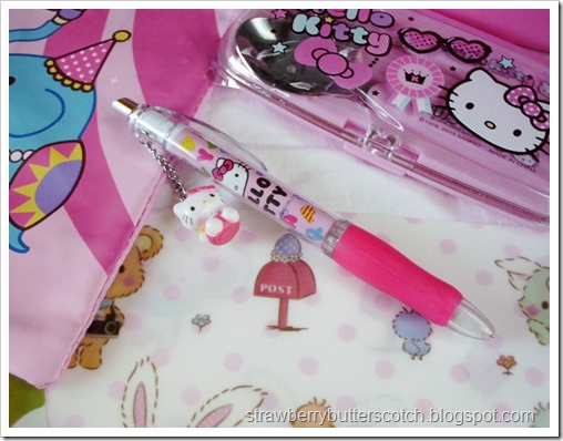 Cute Hello Kitty Mechanical Pencil