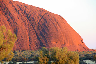 Photo: Year 2 Day 219 - And The Other End of Uluru