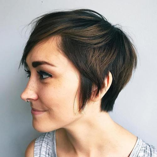 Creative ideas for short hairstyles for 2018 8