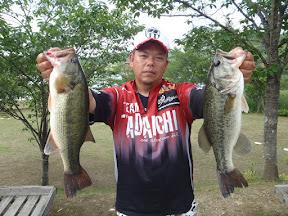 4位 松田豊久選手