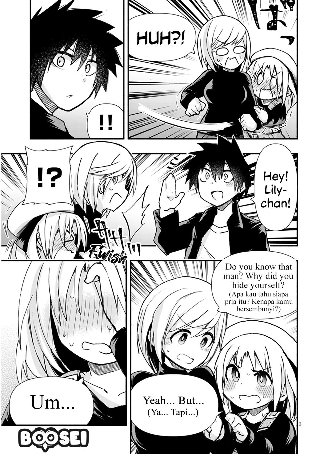 Geesen Shoujo to Ibunka Kouryuu Chapter 6