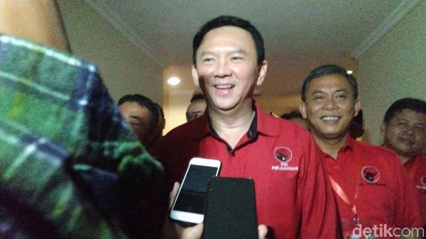 PDIP: Wajar Kalau Nanti Presiden Tunjuk Ahok Jadi Pimpinan Ibu Kota Baru