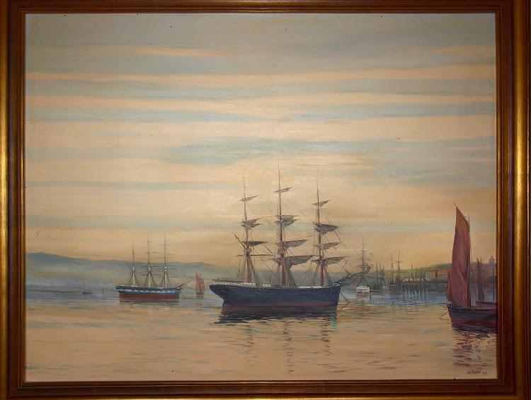 Oleo de la DON JUAN foneada a la gira en Santander. Pintado en 1989. Autor Emilio Trigos. Nuestro agradecimiento.jpg