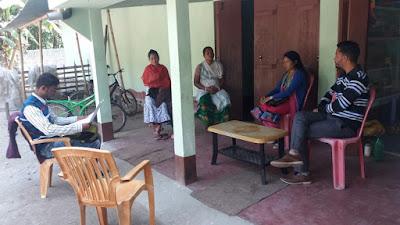 Follow up at Majgaon, Bongaigaon