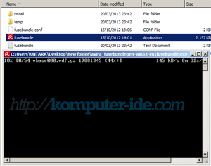 cara download avira update vdf fusbundle zip Cara Update Avira Free Antivirus Otomatis dan Manual(Offline)