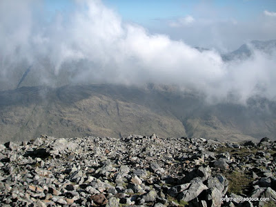 View from Great Gable summit