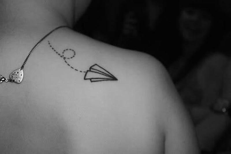 Beautiful Small Tattoo Design