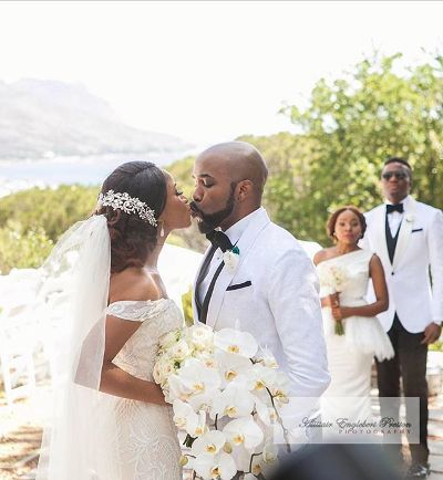 Banky W and Adesua Wedding's Documentary Set to Hit Air On Africa Magic